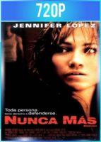 Nunca más (2002) HD 720p Latino Dual