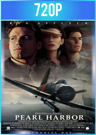Pearl Harbor (2001) HD 720p Latino Dual
