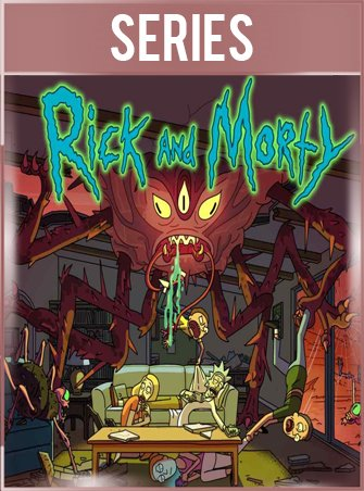 Rick And Morty Temporada 3 Completa HD 720p Latino Dual