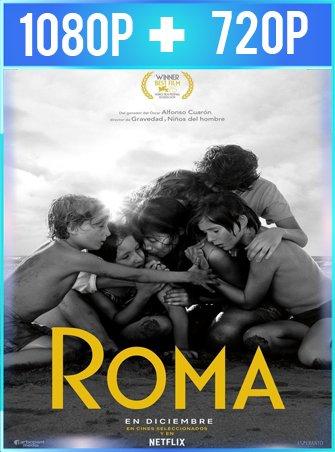 Roma (2018) HD 1080p y 720p Latino