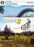 Shred! 2 Freeride Mountainbiking PC Full