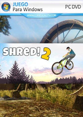 Shred! 2 Freeride Mountainbiking PC Full