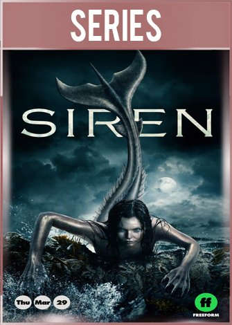 Siren Temporada 1 Completa HD 720p Latino Dual