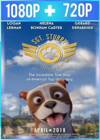 Stubby un héroe muy especial (2018) HD 1080p y 720p Latino