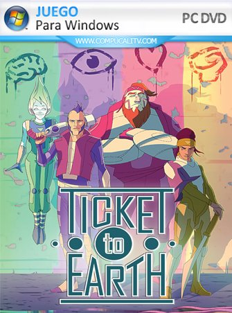 Ticket to Earth Episodio 3 PC Full