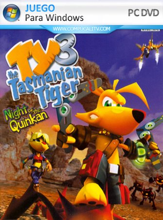 TY the Tasmanian Tiger 3 PC Full
