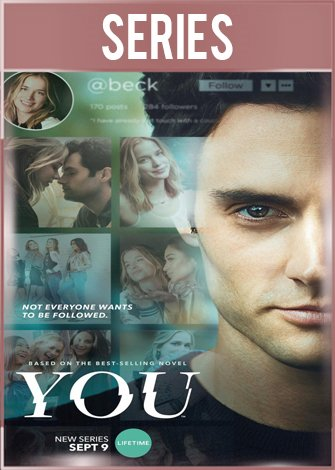 You Temporada 1 Completa HD 720p Latino Dual