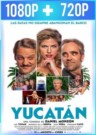 Yucatán (2018) HD 1080p y 720p Castellano