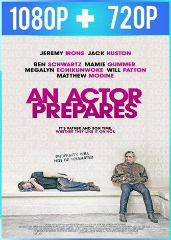 An Actor Prepares (2018) HD 1080p y 720p Latino Dual