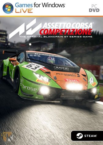 Assetto Corsa Competizione PC Game