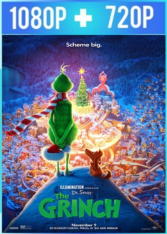 El Grinch (2018) HD 1080p y BRRip 720p Latino