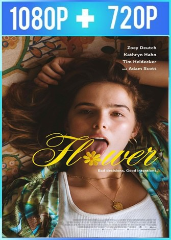 Flower (2017) HD 1080p y 720p Latino Dual