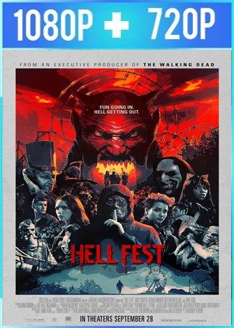 Hell Fest: Juegos diabólicos (2018) HD 1080p y 720p Latino