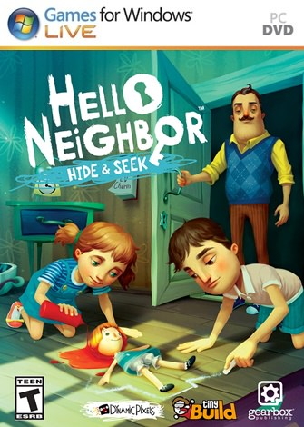 Hello Neighbor Hide and Seek PC Full Español