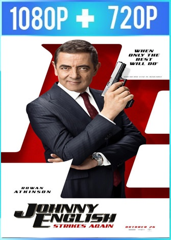Johnny English 3.0 (2018) HD 1080p y 720p Latino