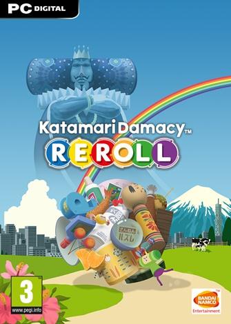 Katamari Damacy REROLL PC Full Español