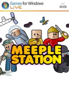 Meeple Station PC Game Español (Early Access)
