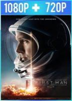 First Man (2018) [Primer Hombre en la Luna] HD 1080p y 720p Latino