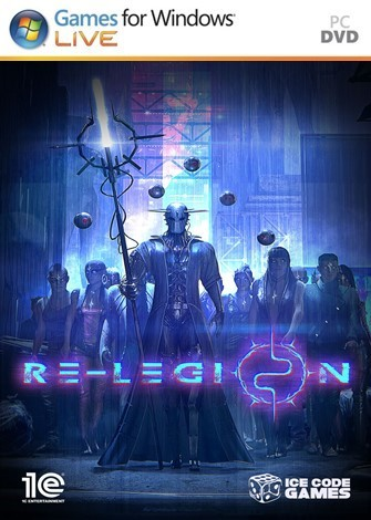Re-Legion PC Full Español