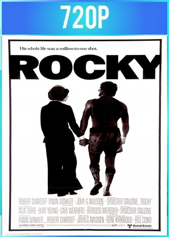 Rocky (1976) BRRip 720p Latino
