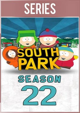South Park Temporada 22 Completa HD 720p Latino Dual