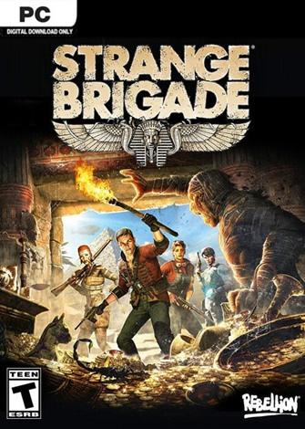 Strange Brigade PC Full Español