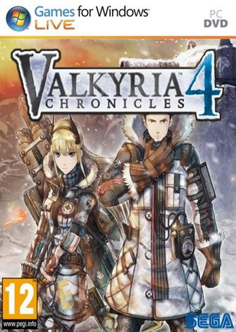 Valkyria Chronicles 4 PC Full Español