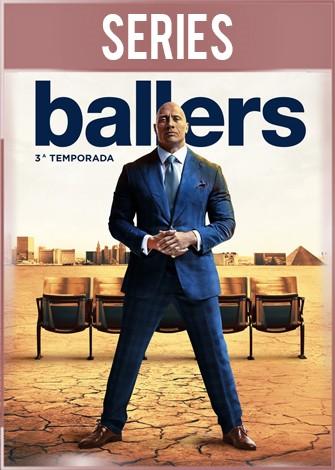 Ballers Temporada 3 Completa HD 720p Latino Dual