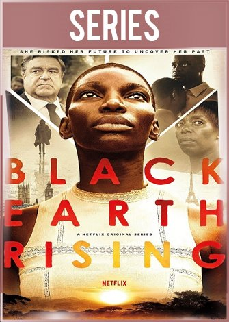 Black Earth Rising Temporada 1 Completa HD 720p Latino Dual