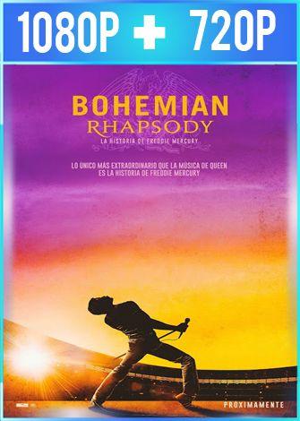 Bohemian Rhapsody (2018) HD 1080p y 720p Latino