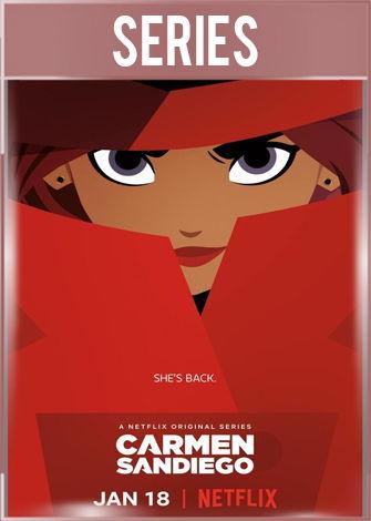 Carmen Sandiego Temporada 1 Completa HD 720p Latino Dual