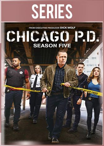 Chicago PD Temporada 5 Completa HD 720p Latino Dual