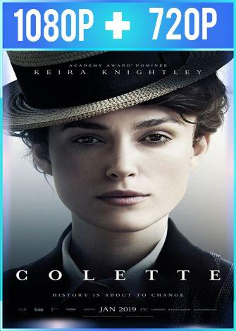 Colette: Liberación y deseo (2018) HD 1080p y 720p Latino