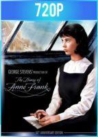 El diario de Ana Frank (1959) HD 720p Latino Dual