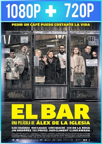 El bar (2017) HD 1080p y 720p Castellano