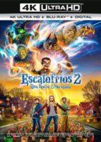 Escalofríos 2 Una noche embrujada (2018) 4K Ultra HD Latino Dual