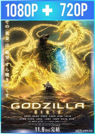 Godzilla 3 El devorador de planetas (2019) HD 1080p y 720p Latino