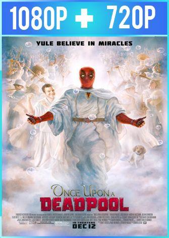 Había una vez un Deadpool (2018) HD 1080p y 720p Latino