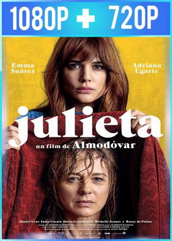 Julieta (2016) HD 1080p y 720p Castellano