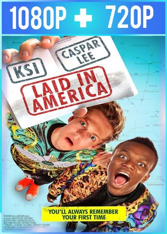 Laid in America (2016) HD 1080p y 720p Latino