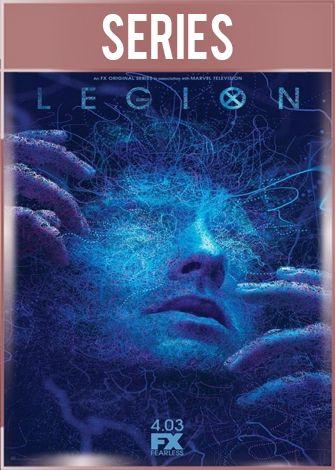 Legión Temporada 2 Completa HD 720p Latino Dual
