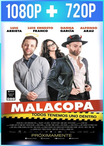 Malacopa (2018) HD 1080p y 720p Latino