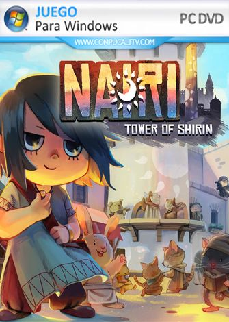 NAIRI: Tower of Shirin PC Full Español