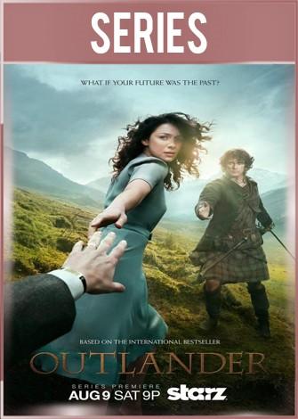 Outlander Temporada 1 Completa HD 720p Latino Dual