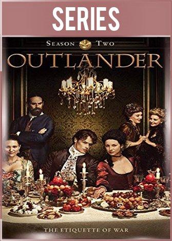 Outlander Temporada 2 Completa HD 720p Latino Dual