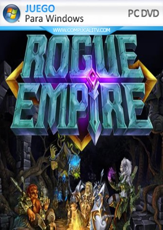 Rogue Empire Dungeon Crawler RPG PC Full