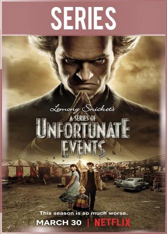 Una serie de eventos desafortunados Temporada 3 Completa HD 720p Latino Dual