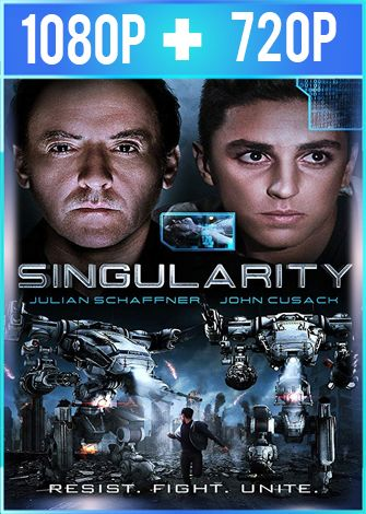 Singularity (2017) HD 1080p y 720p Latino