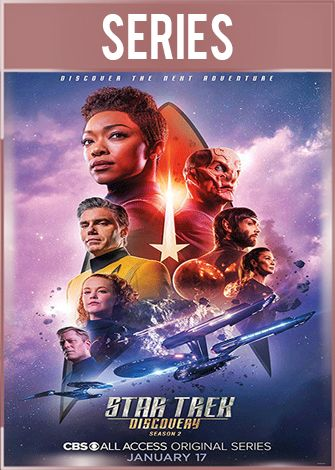 Star Trek Discovery Temporada 2 HD 720p Latino Dual