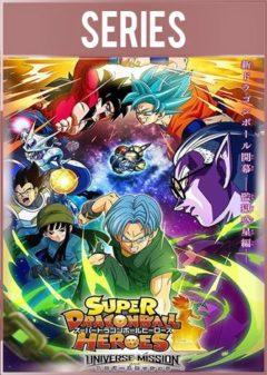 Super Dragon Ball Heroes: Universe Mission BRRip HD 720p